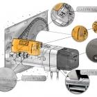 TITANSIDE 600 автомат за небалансирани ролетки на ACM - Italy